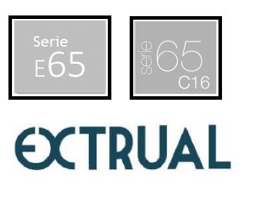 Incorporación de la Serie E-65 con variantes de EXTRUAL